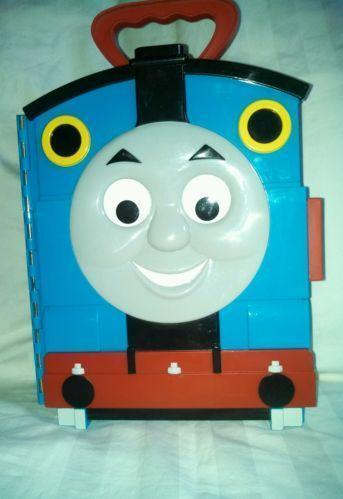 Thomas The Train Carrying Case Ebay
