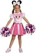 Kids Cheerleader Costume