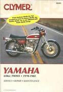 XS650 Manual