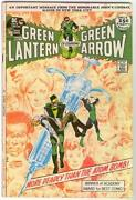 Green Lantern Neal Adams