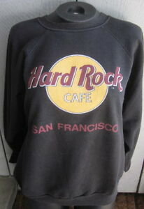 Hard Rock Cafe San Francisco sweatshirt