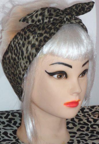 Rockabilly Headband Hair Accessories Ebay