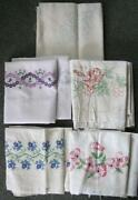 Embroidery Pillowcases