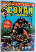 Conan Comic Books