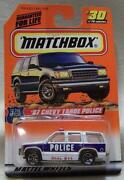 Police Tahoe