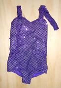 Girls Dance Leotards Size 6