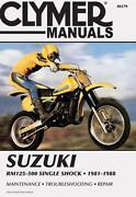 Suzuki RM 500
