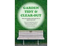 Garden Tidy & Clear-Out