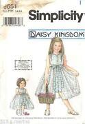 Daisy Kingdom Doll