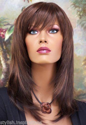 Razor Cut Wig Ebay