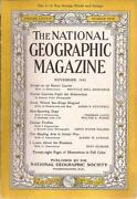 National Geographic 1943