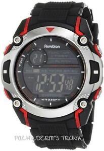 mens sports watch digital mens armitron digital sport watch