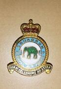 RAF Enamel Badges