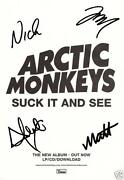 Arctic Monkeys Signed