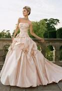 Plus Size A Line Wedding Dress