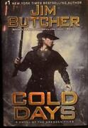 Jim Butcher Hardcover