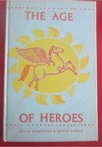 ▀▄▀ The Age of Heroes Hardcover – 1959