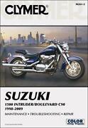 Suzuki Boulevard C90T