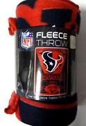 Houston Texans Blanket