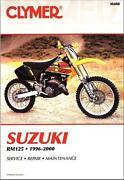 Suzuki RM125 Manual