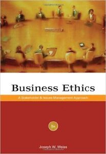 Business Ethics Texbook