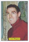 Liverpool Signed Card