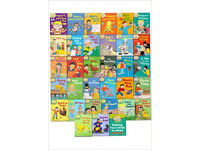 Biff, Chip and Kipper learn to read books levels 1-3, 33 books, Oxford University Press
