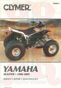 Yamaha Blaster Manual