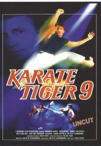 karate tiger filme dvds ebay. Black Bedroom Furniture Sets. Home Design Ideas