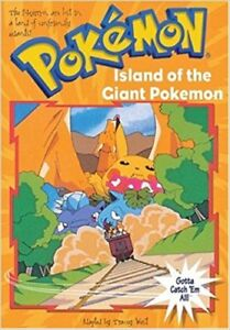 1999 Island Of The Giant Pokemon Chapter Book #2