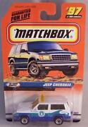 Matchbox Jeep Cherokee