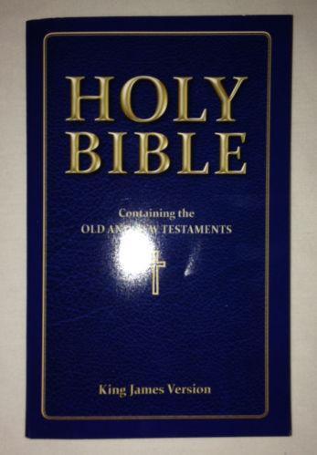 Kjv New Testament Bibles Ebay