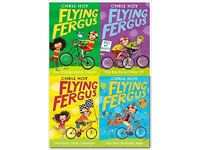 Chris Hoy signed childrens books (proceeds to charity)