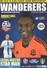Bolton Wanderers Programmes