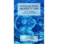 Intellectual Property Law - Aplin Davis- Excellent Condition
