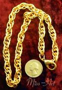 Heavy Brass Chain
