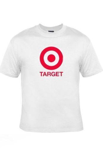 Target shirt ebay for My logo on a shirt