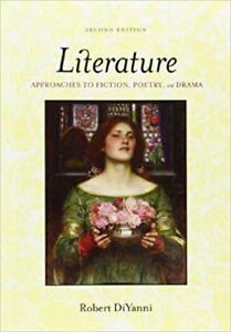 Approaches to Fiction, Poetry, and Drama 2nd Edition