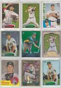 2012 Bowman Platinum Gold Lot