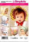 Baby Bonnet Hats