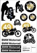 BMW Motorcycle Sticker
