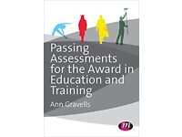 Level 3: Award in Education & Training AET (Old PTLLS) Course in Birmingham. Accredited course