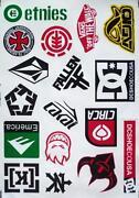 DC Stickers