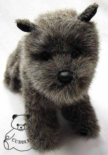 cairn terrier plush ebay