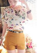 Women Chiffon Shirt Top