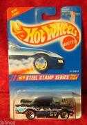 Hot Wheels Steel Stamp Series