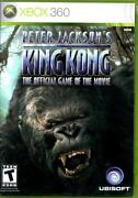 King Kong Game Xbox 360
