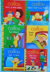 Caillou Games, Videos and More   eBay Caillou Family Collection Dvd Ebay