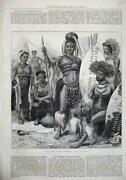 Zulu War Prints