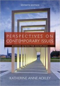 WANTED: Perspectives on Contemporary Issues 7th Ed London Ontario image 1